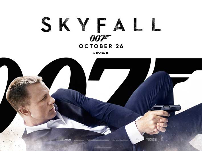Elicottero 007 Skyfall : Skyfall livrólogos
