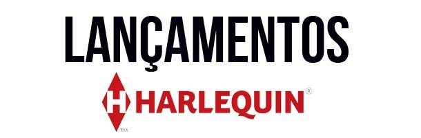 Harlequin News – A flor da pele