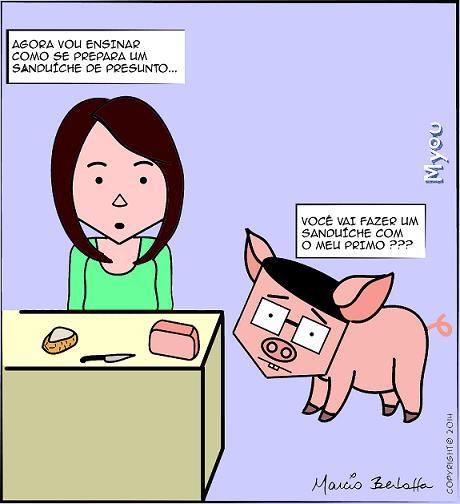 myou- porquinho