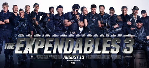 The Expendables 3 - Mercenários 3
