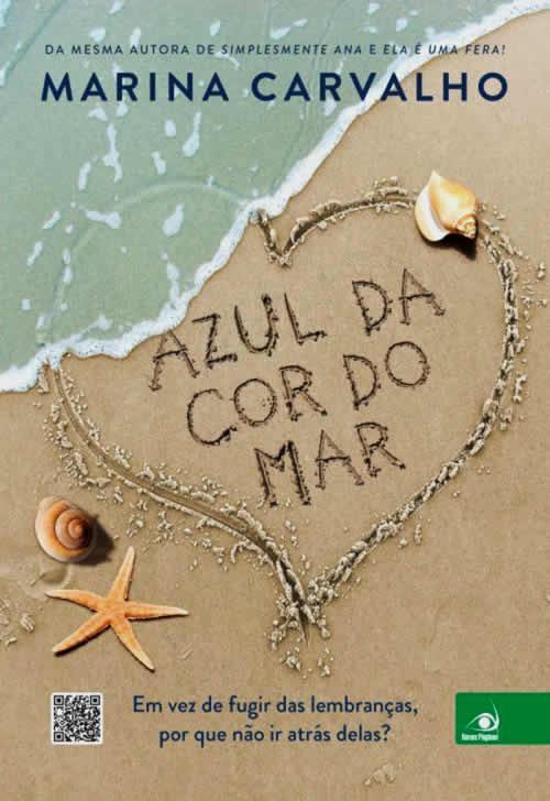 azul da cor mar - Marina Carvalho