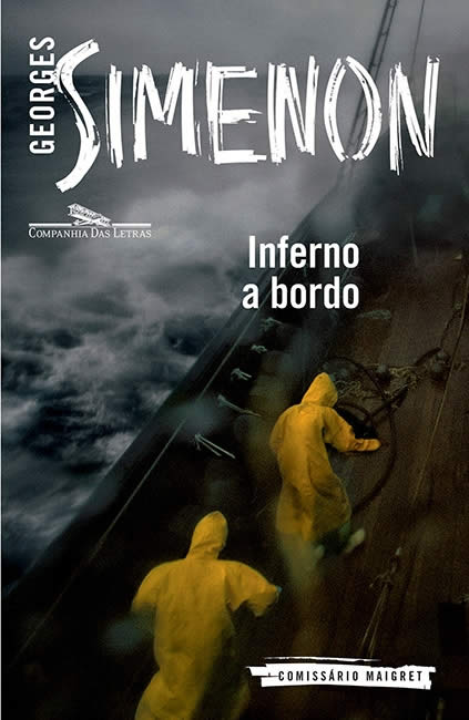Georges Simenon – Inferno a bordo