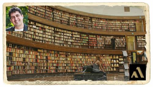 bastidores literários