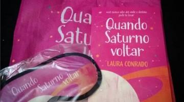 Laura Conrado - Quando Saturno voltar