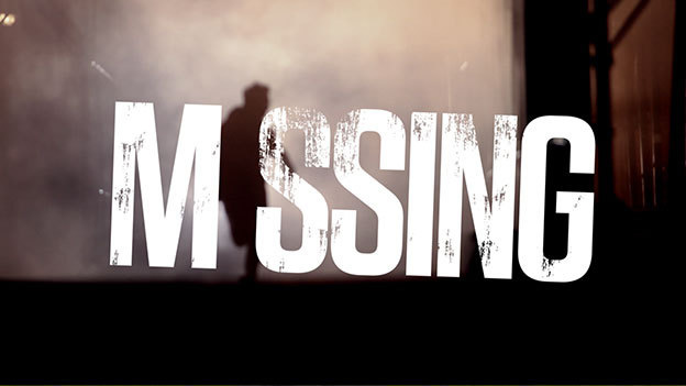 Missing banner - Ashley Judd