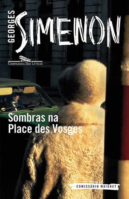 Georges Simenon - Sombras na Place des Vosges