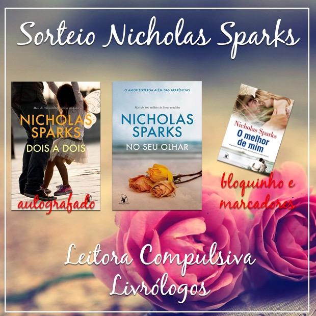 Nicholas sparks promo 2017