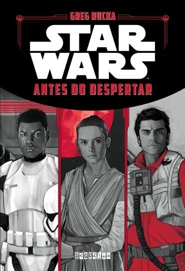 Star Wars antes do despertar